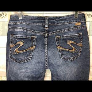 Silver Suki Women's Boot Cut Jeans Size 30